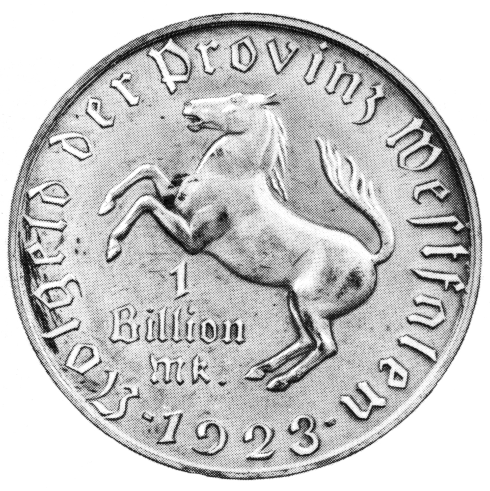 1923 coin