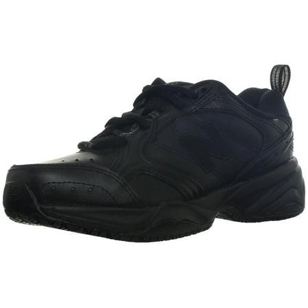 eb618c36c7cd9 New Balance - New Balance Women's WX626 Slip Resistant Cross-Training Shoe,Black,7  B US - Walmart.com