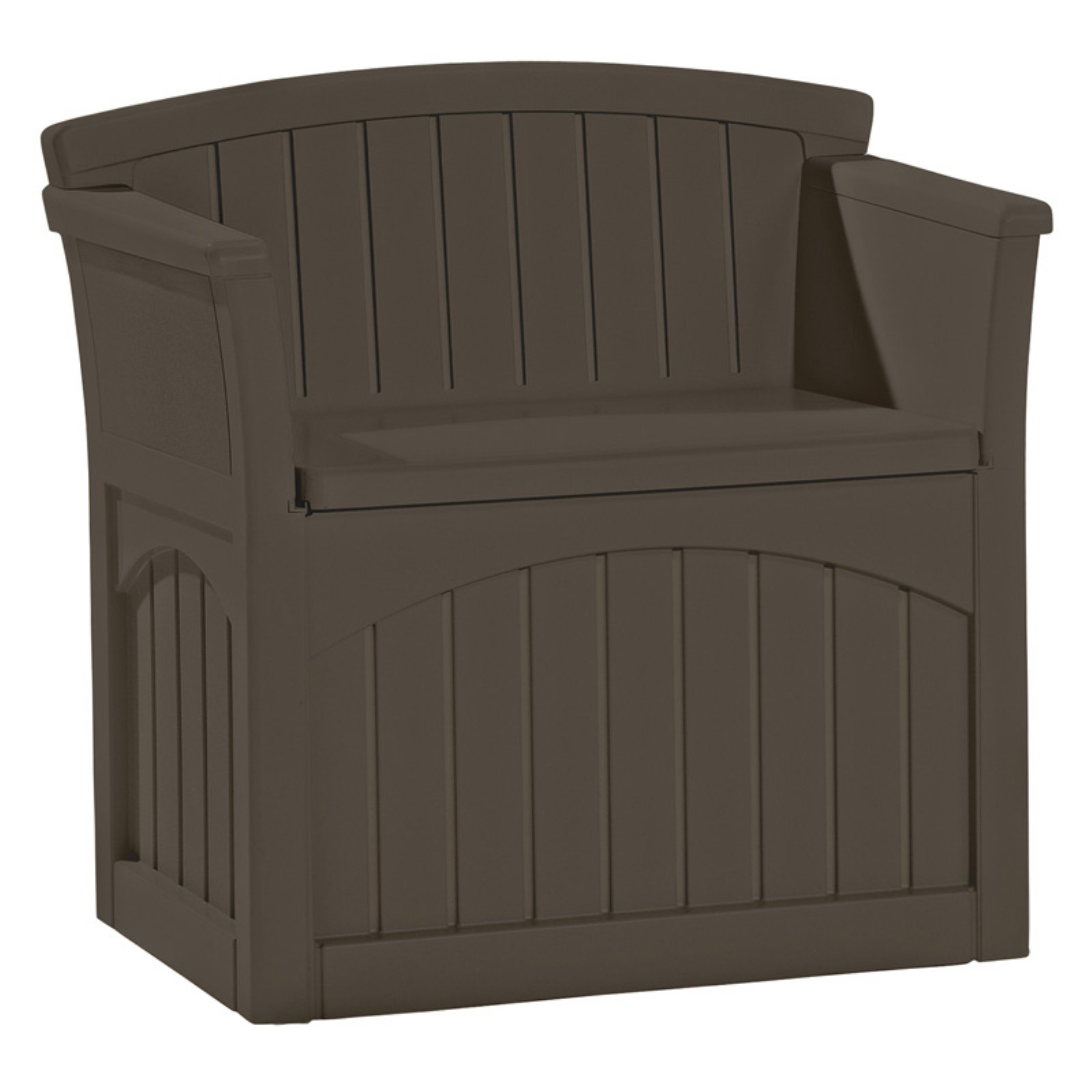 Suncast 31 Gallon Patio Seat, PB2600J
