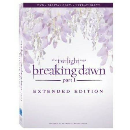 The Twilight Saga: Breaking Dawn - Part 1 (DVD) (The New Lion King Two Part 2)