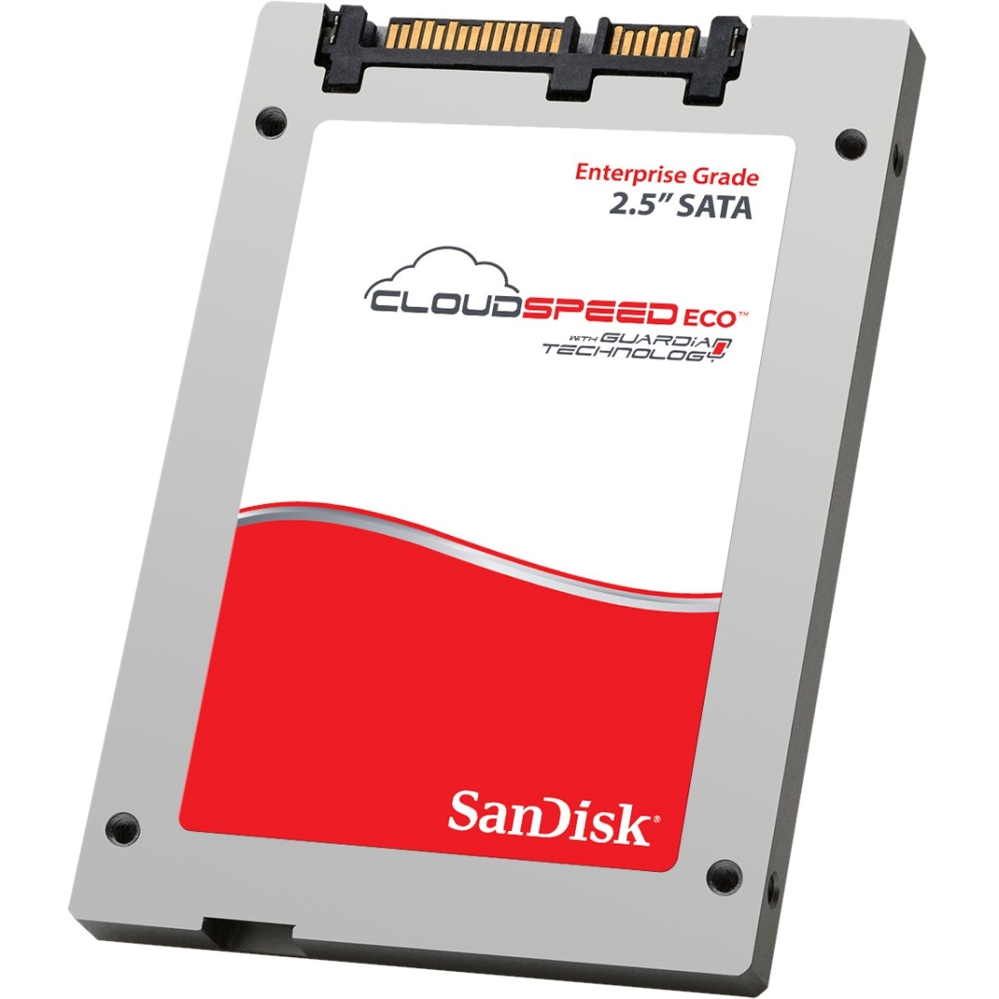 "Sandisk CloudSpeed Eco 240GB 2.5"" Internal Solid State Drive"