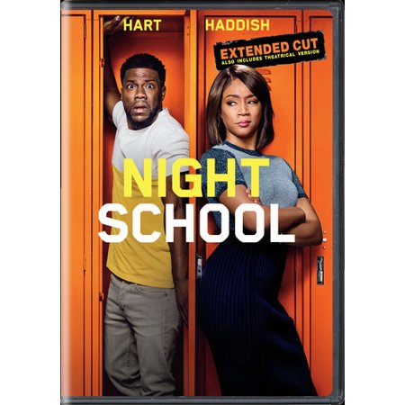 Scariest Movies For Halloween Night (Night School (DVD))
