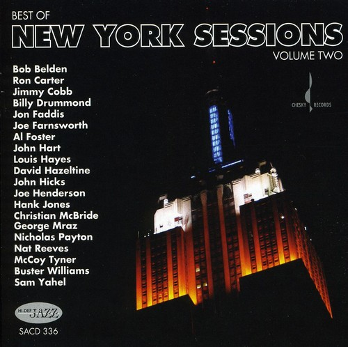 Best of New York Sessions - Vol. 2-Best of New York Sessions [SACD]