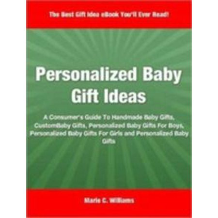 Personalized Baby Gift Ideas - eBook