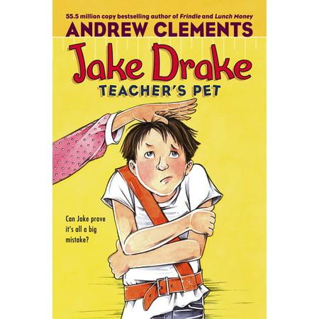 Jake Drake, Teacher's Pet (Teachers Pet Michigan)