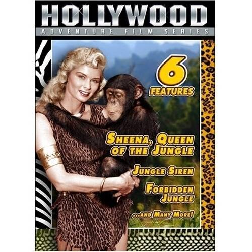 Hollywood Adventure Film Series, Vol. 6