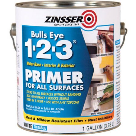 Zinsser Bulls Eye 1 2 3 Primer