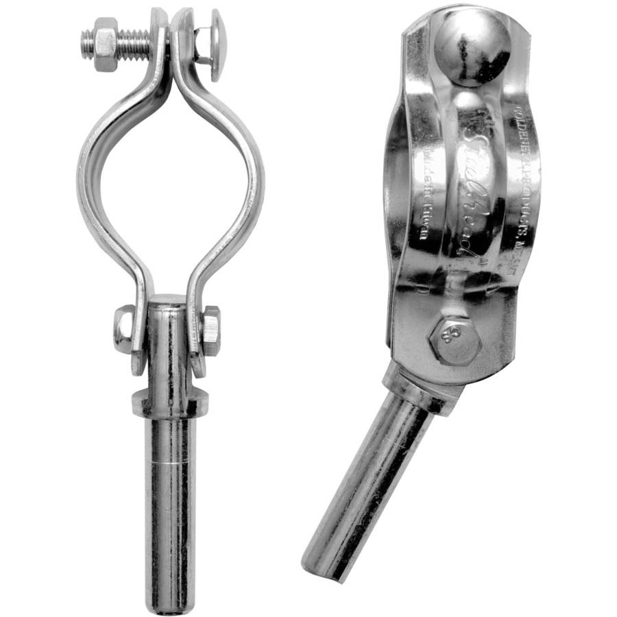 Carlisle Oar Locks MetAluminum Silver by Generic