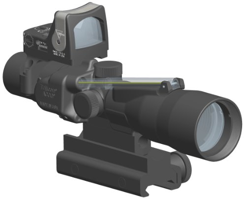 Click here to buy 92550 Trijicon ACOG 3x30mm.