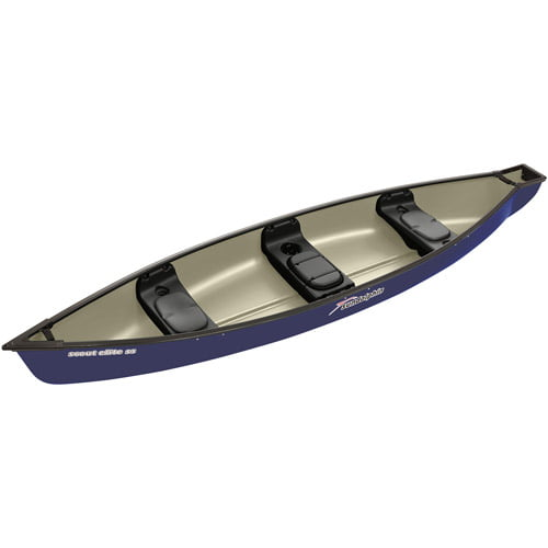 Sun Dolphin Scout Elite 14' Square Stern Canoe by KL Industries