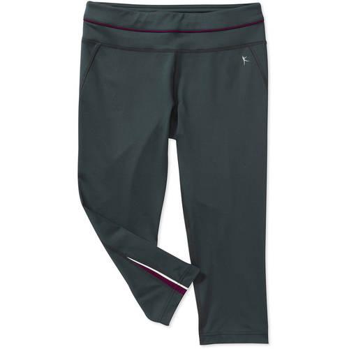 Danskin Now Women's Capri Leggings with Hidden Pocket