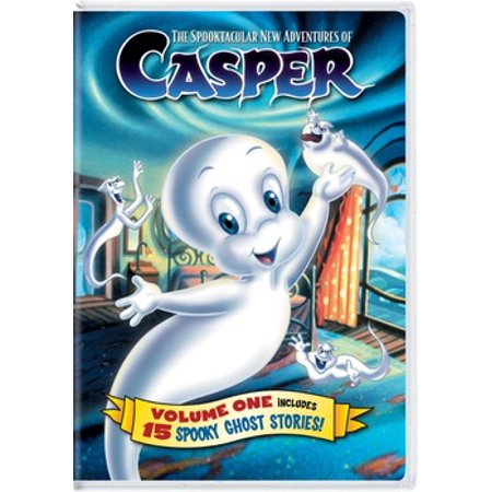The Spooktacular New Adventures of Casper: Volume 1 (DVD)](Halloween Spooktacular Part 1)