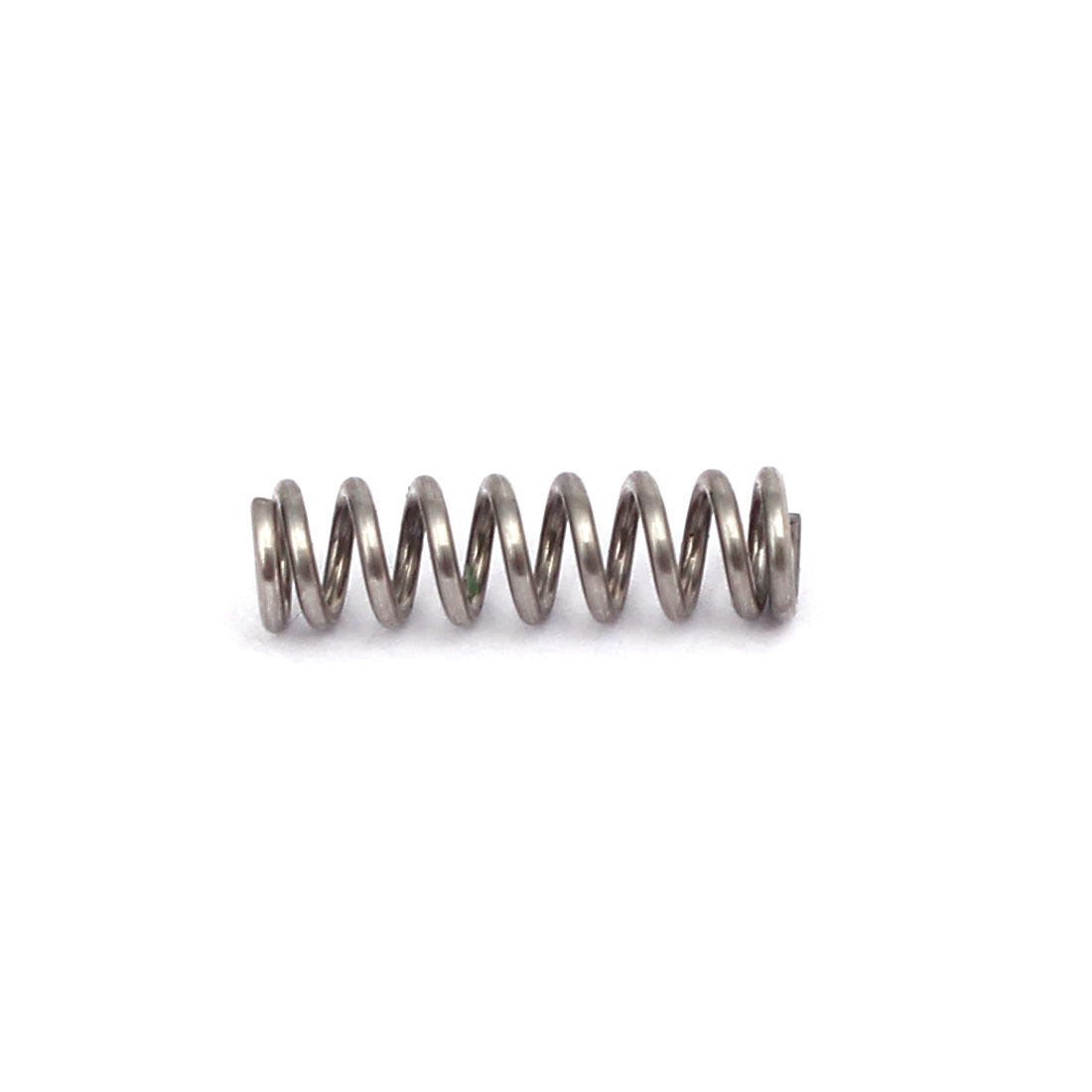 0.5mmx3mmx10mm 304 Stainless Steel Compression Springs Silver Tone 10pcs - image 1 of 3
