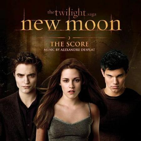 The Twilight Saga New Moon  The Score