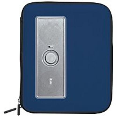 iLuv ISP230BLU Portable Stereo Speaker Case for Samsung Galaxy S, (Refurbished)