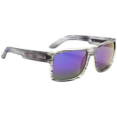 One by Optic Nerve Festivus Sunglasses, Matte Driftwood Grey (Optic Sunglasses)