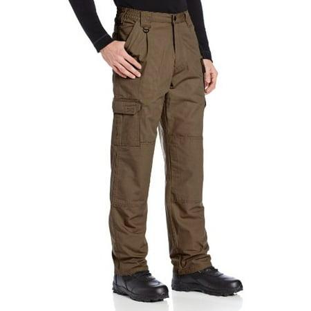 f1e17cfd5f9 Men's Cotton Tactical Pant, Tundra - Walmart.com