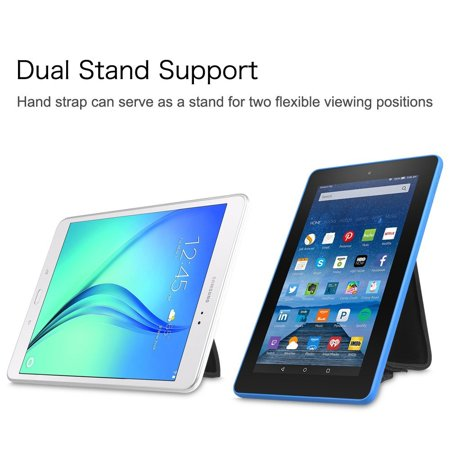 """Fintie Universal Tablet Stand Adjustable Hand Strap Holder for 7""""-11"""" iPad / Samsung / RCA / Cambio / Onn Tablets - image 2 de 6"""