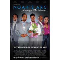 Posterazzi MOVAB17383 Noahs Arc-Jumping the Broom Movie Poster - 27 x 40 in.
