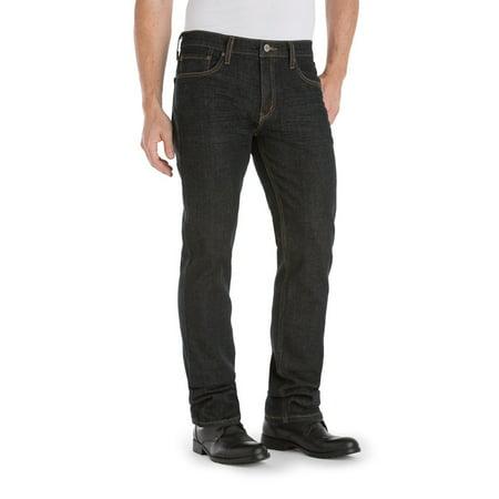 79b4a3afc71 Signature by Levi Strauss & Co. Men's Boot Cut Fit Jeans - Walmart.com