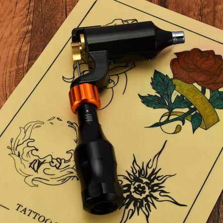 L Shape Tattoo Motor Hybrid Tattoo Pen Rotary Tattoo Machine Permanent