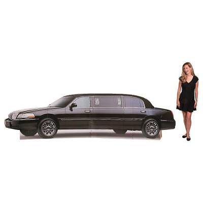 Hollywood Limo Cardboard Stand-Up By Fun Express