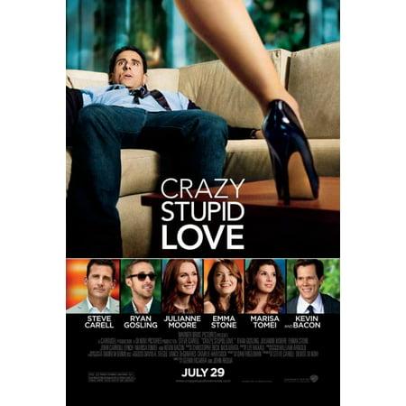 Crazy Stupid Love Movie Poster Print (27 x 40)