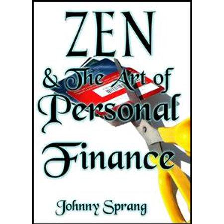 Zen Personal Gel (Zen and The Art of Personal Finance -)