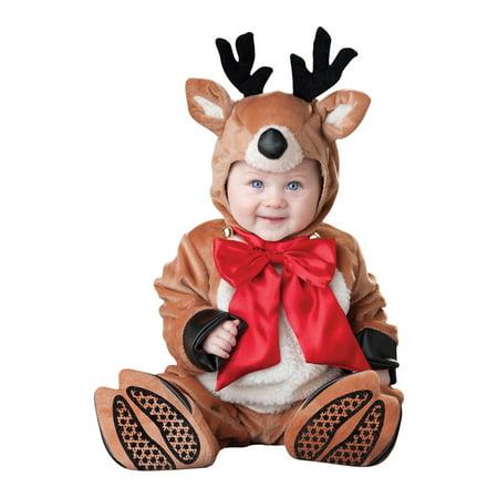 Infant Reindeer Rascal Costume Incharacter Costumes LLC 56004 - Make Reindeer Costume