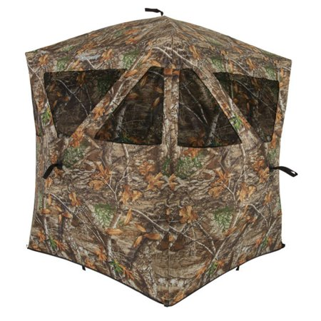 Ameristep Care Taker 66 x 55 x 55 Polyester Realtree Camouflage Ground Blind (Cabelas Dog Blind)