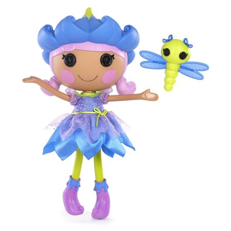 Doll- Bluebell Dewdrop, Lalaloopsy large doll Bluebell Dew Drop likes finding fun places to hide By Lalaloopsy Ship from