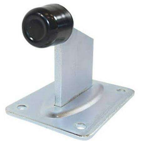 ALEKO MX04B End Stop Floor Mount For Sliding Swing or Rolling Gates or Doors ()