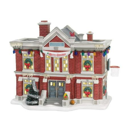 christmas village house sold at walmart