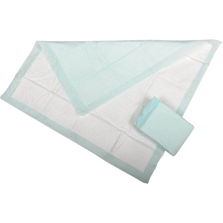 Medline Absorbent Disposable Polymer Underpads, 36