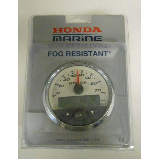 Honda 06373-ZX2-A72AH 06373-ZX2-A72AH Speedometer, 70 White