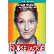 Nurse Jackie: Season Six (DVD)
