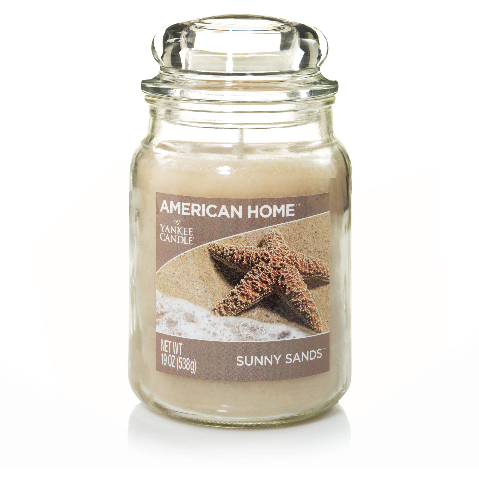 JARDEN CORPORATION American Home by Yankee Candle Sunny Sands, 19 oz Large Jar