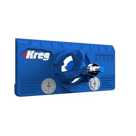 Router Hinge Jig (Kreg KHI-HINGE Concealed Hinge Jig)