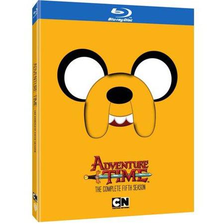 Cartoon Network  Adventure Time   The Complete Fifth Season  Blu Ray