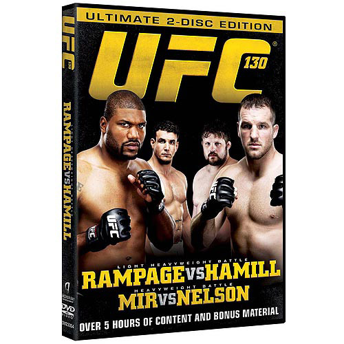 UFC 130: Rampage Vs. Hamill (Widescreen) by IDT CORPORATION