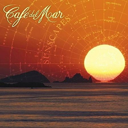 Cafe Del Mar Sunscapes / Various (CD) (Best Cafe Del Mar Cd)
