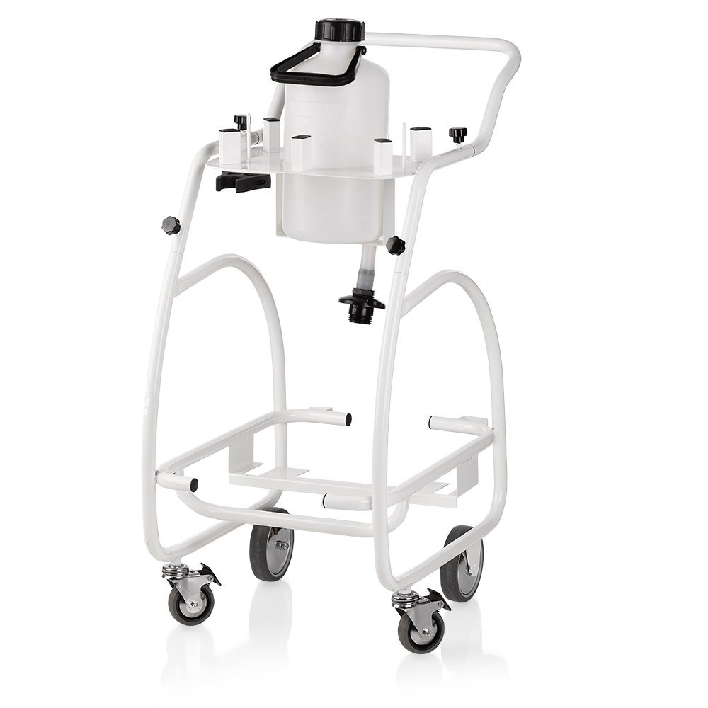 Reliable Brio Pro 1000CT Steam Cleaner Trolley System