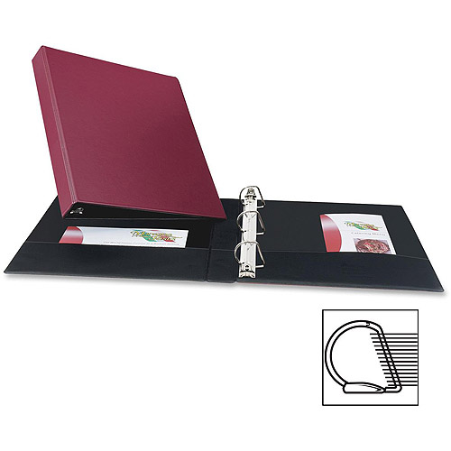 Avery Durable Round-Ring Reference Binders