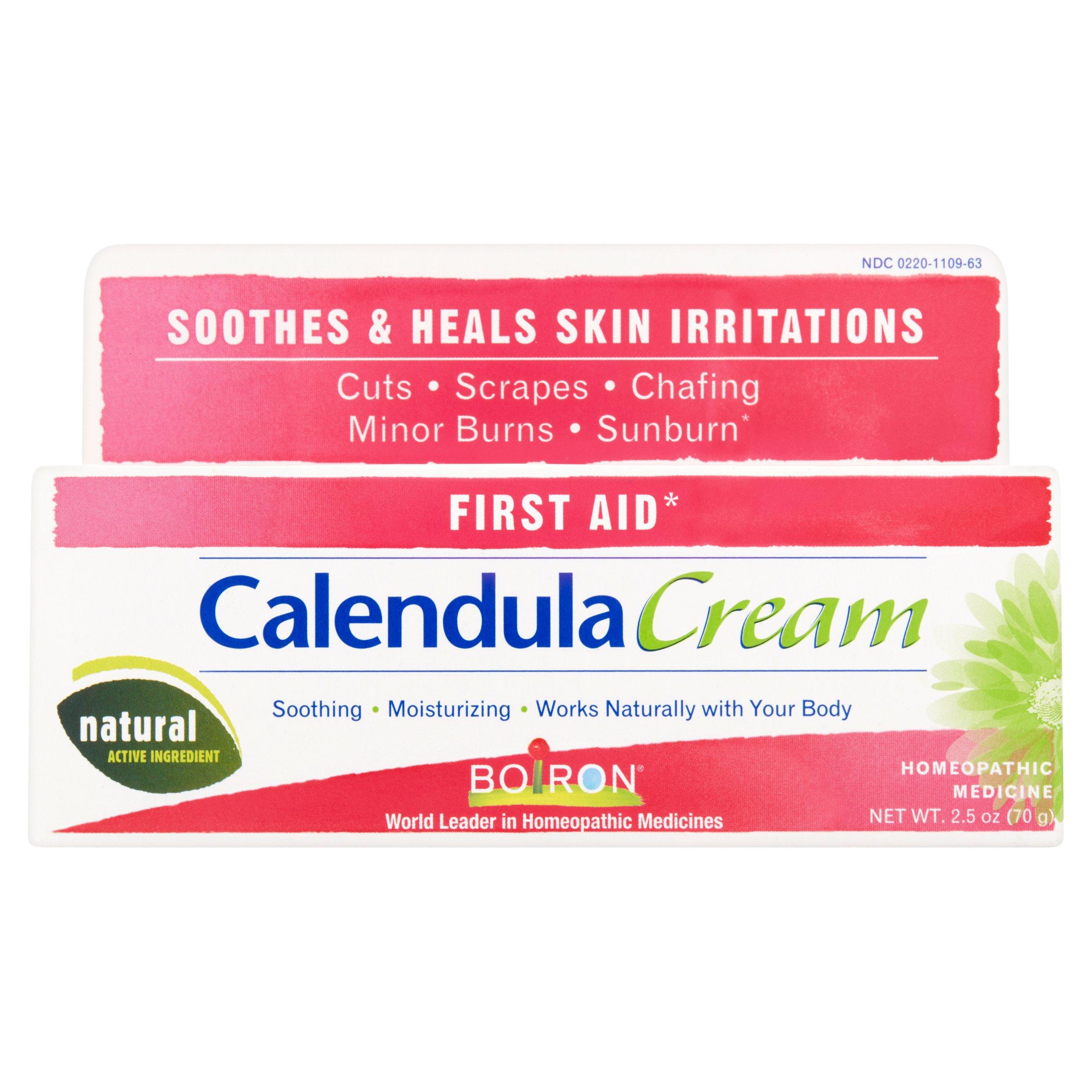 Boiron Calendula First Aid Cream, 2.5 oz by Boiron Inc.