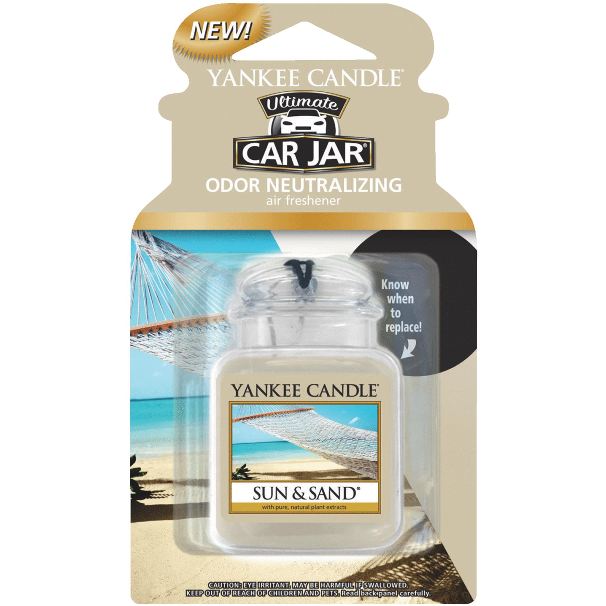Yankee Candle Car Jar Ultimate Car Air Freshener