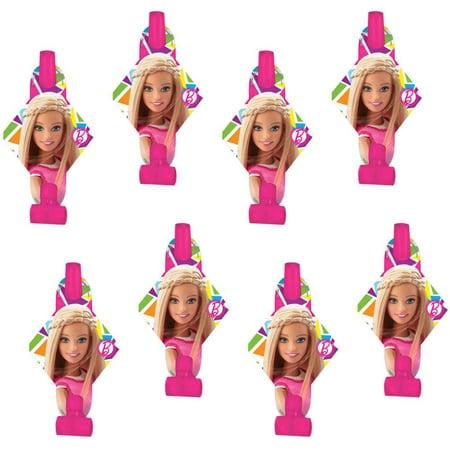 Party Blowouts (Barbie Sparkle Blowouts (8 Pack) - Party)