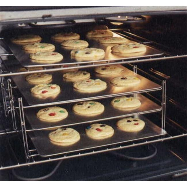 Nifty Home Products 4414 Nifty 3 in 1 Baking Rack