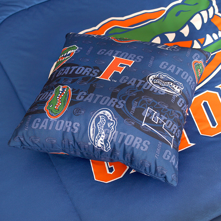 Florida All Over Pillow