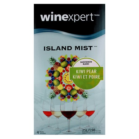 Kiwi-Pear Sauvignon Blanc (Island Mist) (Conundrum Pear Wine)