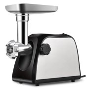 Best Sausage Stuffers - Costway Electric Meat Grinder 2000W Stainless Steel Sausage Review